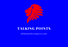 Rangers Talking Points Livingston