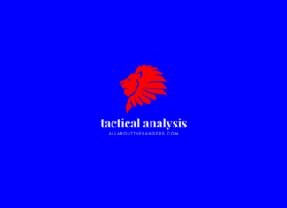 Rangers SPFL Tactical Analysis Analysis Statistics