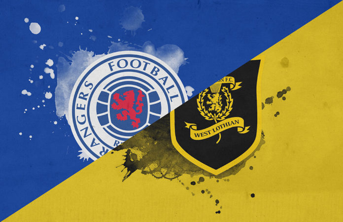 Scottish Premiership 2018/19: Rangers vs Livingstone Tactical Analysis Statistics