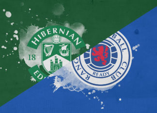 Scottish Premiership 2018/19: Hibernian vs Rangers Tactical Analysis Statistics