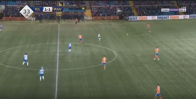 Kilmarnock Rangers Scottish Premiership Tactical Analysis Statistics
