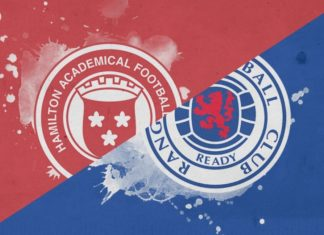 Hamilton Rangers Scottish Premiership Tactical Analysis Statistics