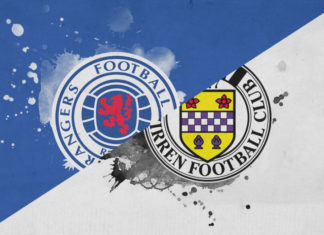 Rangers St Mirren Scottish Premiership Tactical Analysis Statistics