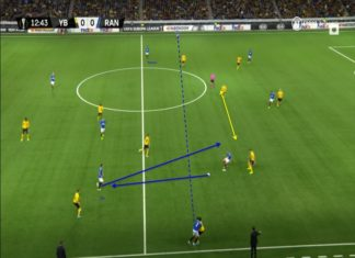 UEFA Europa League 2019/20: Young Boys vs Rangers -tactical analysis tactics